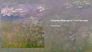 Hungarian Rhapsody no. 4, S. 244/4