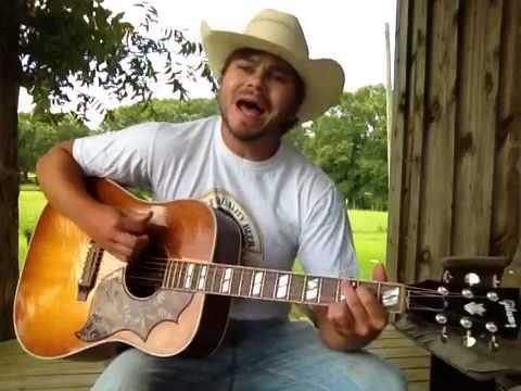 Turnpike Troubadours- Every Girl cover by Bradley Williams