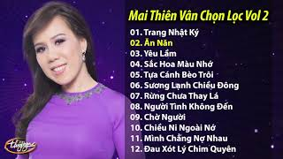 Mai Thiên Vân Và Những Tình Khúc Chọn Lọc Hay Nhất (from CD Audio Vol 2)