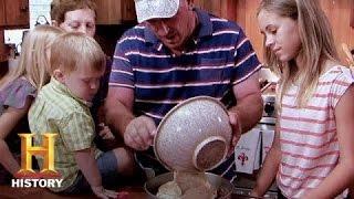 Swamp People: Landry Rum Cake | History