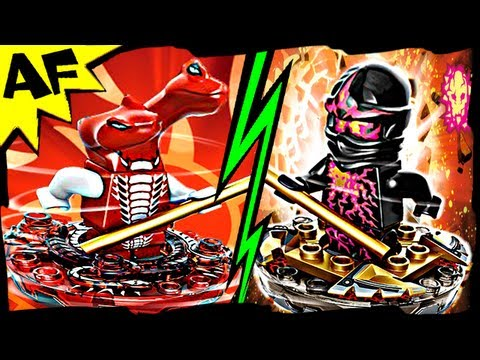 Vidéo LEGO Ninjago 9571 : Fangdam