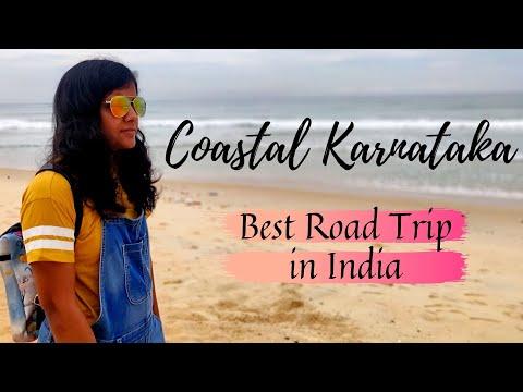 Coastal Karnataka - Mangalore Udupi Murudeshwar Kumta Gokarna Karwar (TRAILER VIDEO)