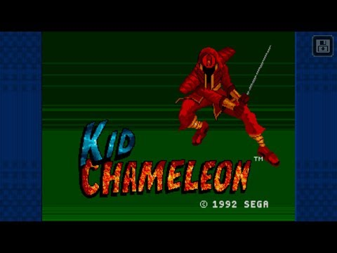 Kid Chameleon video
