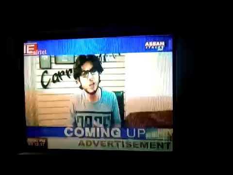 CARRY MINATI ON ASSAMESE NEWS CHANNEL !!!!  #carry'sfan LINK IN DESCRIPTION