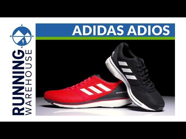 Shoe Review: Adidas Adizero Adios | TRG
