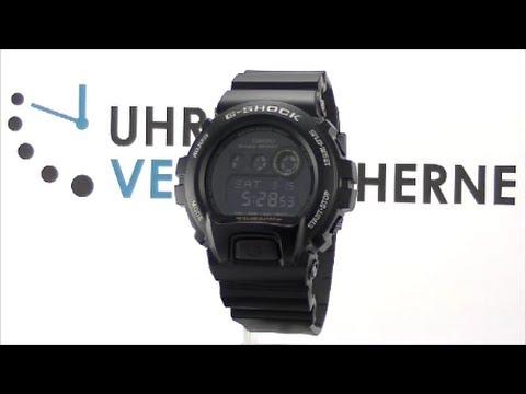 Casio G-Shock Uhr GD-X6900-1ER schwarz Digitaluhr Herrenuhr