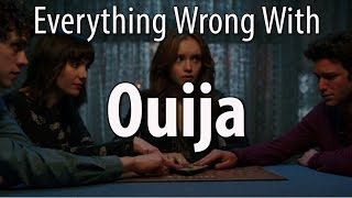 Download Youtube: Everything Wrong With Ouija In 16 Minutes Or Less