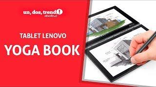 Lenovo Yoga Book | Review en Español