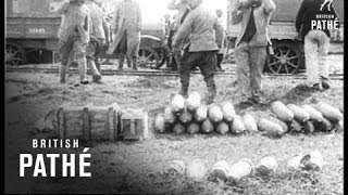 Distribution Of Ammunition AKA Why Our Casualties (1916)