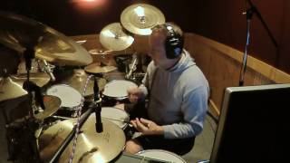 Warlord Mark Zonder Lost and Lonely Days Drum play along.