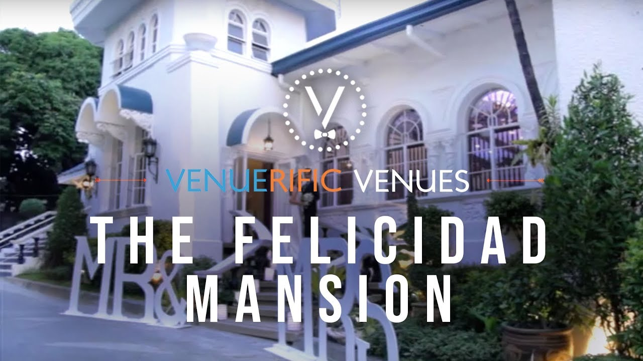 Felicidad Mansion Events Place video preview