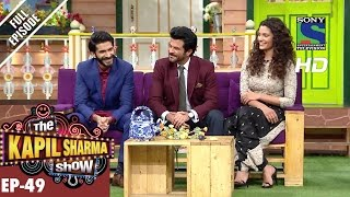 The Kapil Sharma Show - दी कपिल शर्मा शो–Ep 49–Team Mirzya in Kapil's Show–8th October 2016