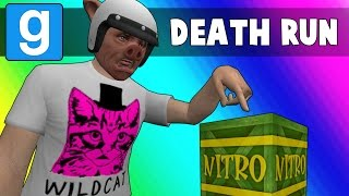 Gmod Deathrun Funny Moments - Crash Bandicoot Map (ALRIGHT!)