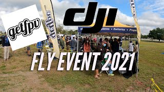 GETFPV DJI FPV fly event 2021 ????✈✈????
