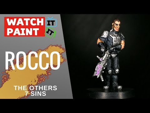 The Others : 7 Sins - Painting Rocco