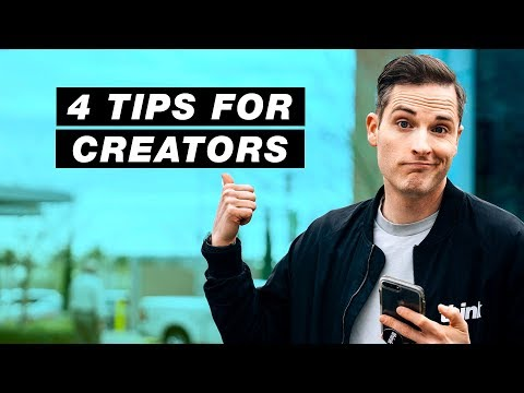 4 Things Every Content Creator Needs to Know!