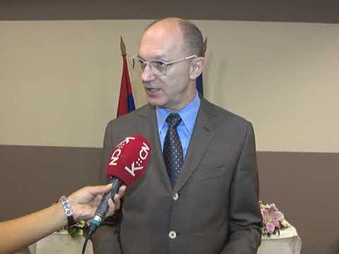 Ministar Trivan   Podrska Opstini Raska