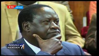 Kiwambo cha Agwambo: Maisha ya Kinara wa Nasa-Raila Odinga siasani, Part 3