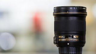 Nikon 24mm F1.8G Unboxing and Sniff Test