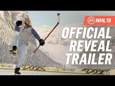 NHL 19 | Official Reveal Trailer thumbnail
