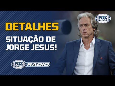 SITUAÇÃO DE JORGE JESUS!