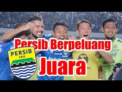 PSM vs Persija Imbang Peluang Besar Persib Juara Jika Menang Atas PSIS