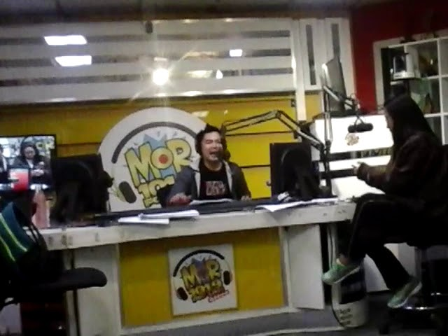 Listen to DJ Rico Romantico on MOR 101.9