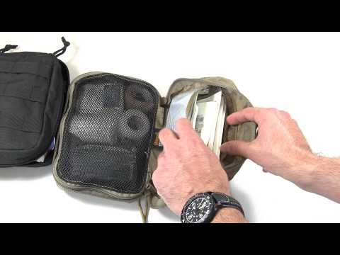 IFAK  – Individual First Aid Kit — Voodoo Tactical vs Maxpedition
