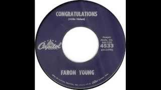 Faron Young - Congratulations