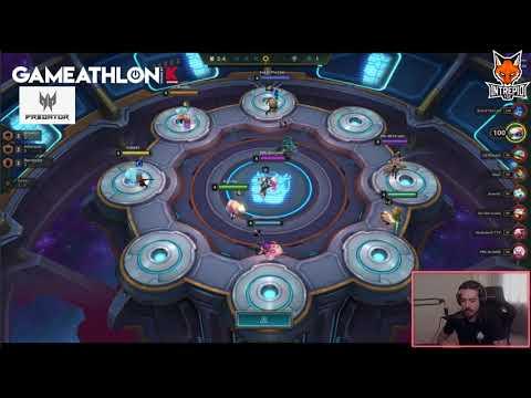 Gameathlon Online July 2020 - Teamfight Tactics Finals feat. KingSobe & Poulmaniac