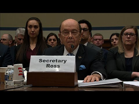 "The chairman of a House oversight panel questioned whether Commerce Secretary Wilbur Ross was ""truthful"" when testifying last year about his decision to add a citizenship question to the 2020 census. (March 14)"