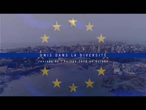 Journée de l'Europe 2020 en Guinée