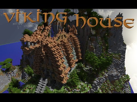 Minecraft viking house inspired by the movie how to train your minecraft viking house inspired by the movie how to train your dragon download ccuart Images