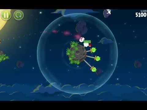 Видео № 0 из игры Angry Birds Space [PC,Jewel]
