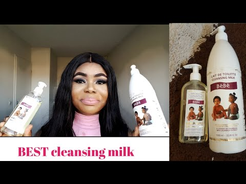 BEST BABY LOTION| MAKARI CLEANSING MILK| SKIN GLOWING BABY CREAM | WITH CALENDULA  EXTRACT