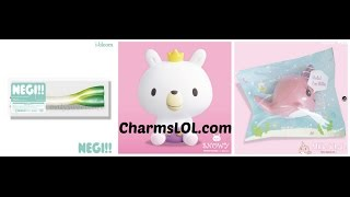 New i Bloom Squishies Instock! Millie, Snowy, Onion | CharmsLOL