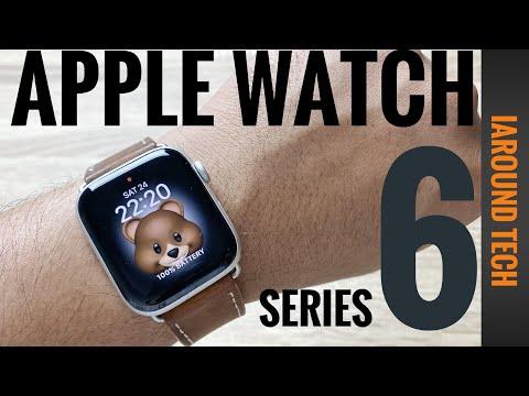 รีวิว Apple Watch Series 6 | อัพเกรดดีมั้ย?
