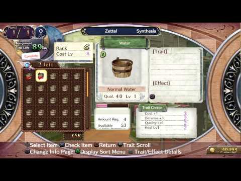 Видео № 0 из игры Atelier Rorona Plus : The Alchemist of Arland [PS3]