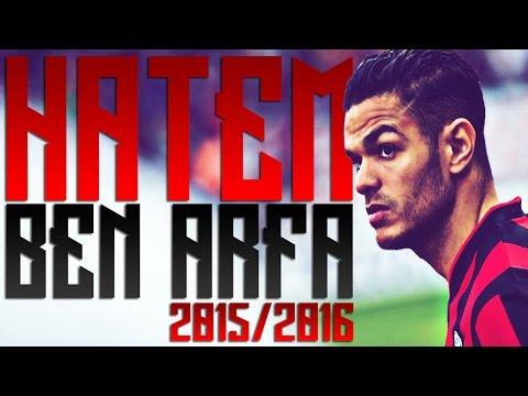 Hatem Ben Arfa - Crazy Dribbles & Skills & Goals Compilation - 2015/16