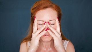 ASMR Facial Oil MASSAGE ★ Self Care ★ Top10 Triggers #2