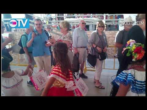 Llegan a Nicaragua los cruceros Seven Seas Explorer y el MV Royal Princess