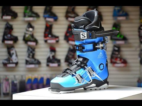 2016 Salomon QST Pro X 130 Ski Boot Review