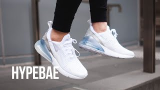 separation shoes a4824 a9f9a Nike x Stephanie Au Air Max 270 Unboxing and On-Foot Look