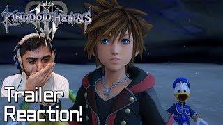 Kingdom Hearts 3 TGS Big Hero 6 Trailer Reaction!