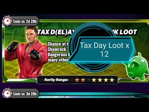 WWE Champions - Tax Day Loot Pull x 12 - Oliraver