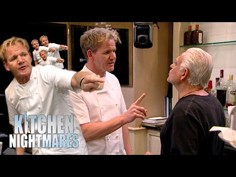 you're not that guy pal, trust me, you're not that guy | Kitchen Nightmares