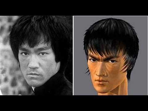 How Much Is Law From Tekken Like Bruce Lee? This Much…