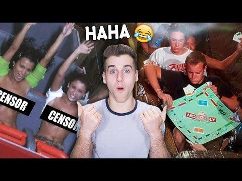 Most Hilarious Roller Coaster Photos!