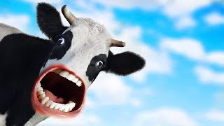 Cows don't go quack, they go MOO! MEOW ► https://youtu.be/ndsaoMFz9J4 WOOF ► https://youtu.be/MujRLvZ61jE Here we are again... another 8 hours of my life gone up in flames to edit this bizarre video. Only took 2 years to make this one so I'd say the series is moving along swimmingly!  Subscribe Today! ► http://bit.ly/Markiplier  Follow my Instagram ► http://instagram.com/markipliergram Follow me on Twitter ► https://twitter.com/markiplier Like me on Facebook ► https://www.facebook.com/markiplier  You So Zany by Audionautix is licensed under a Creative Commons Attribution license (https://creativecommons.org/licenses/by/4.0/) Artist: http://audionautix.com/