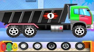Xe Tải - Dump Truck | Dịch Vụ Sửa Chữa Xe Các Loại | TopKidsGames TKG
